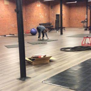 Image ofTop Sports Floor Move to Cure Antwerp – Indoor Hard Court Solution