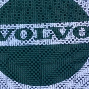 Marketing Floor Volvo – Outdoor Hardcourt Solution Plus Branding