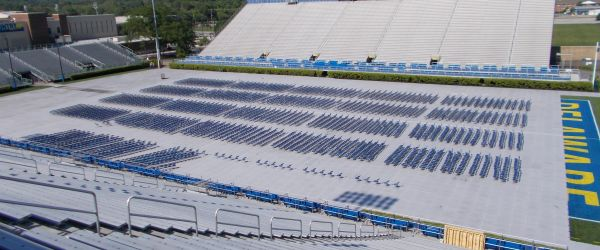 Image of  Modular Stadium Protection