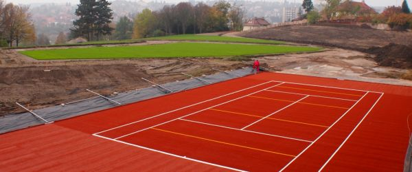 Image of  Tennis Court – Prague