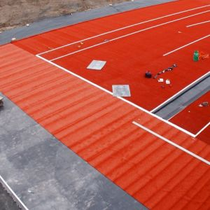 Tennis Court – Prague